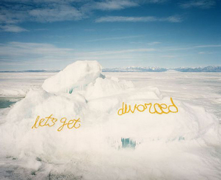 Scarlett Hooft Graafland - You Winter let's get divorced 2 - 2008
