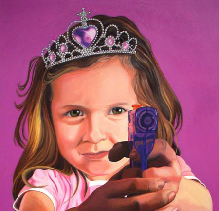 Shannon Cannings - Trigger Happy