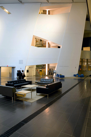 Specter - Royal Ontario Museum - Installation View - 2009