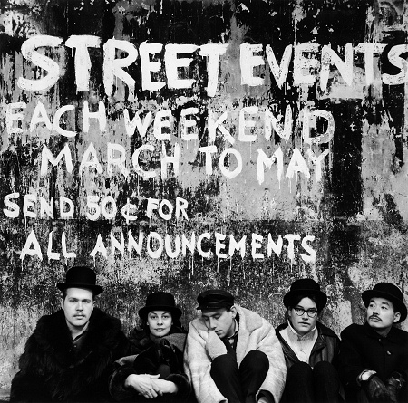 George Maciunas - Street Events at Fluxhall - 1964