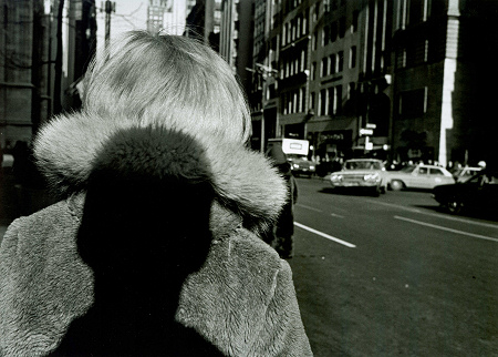 Lee Friedlander - New York City - 1966
