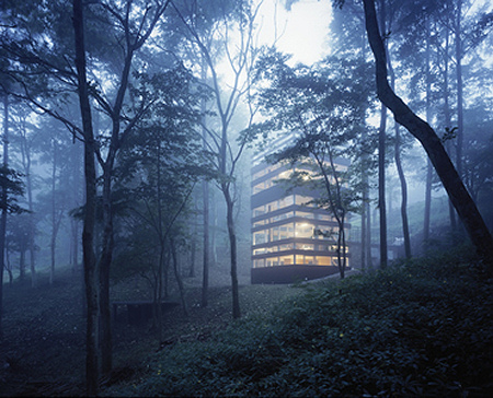 TNA Architects - The Ring House