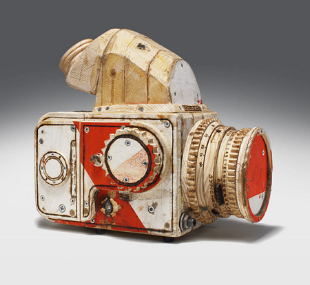 Tom Sachs - ConEd NASAblad - 2008