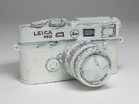 Tom Sachs - Untitled (Bronze Leica M6) - 2003
