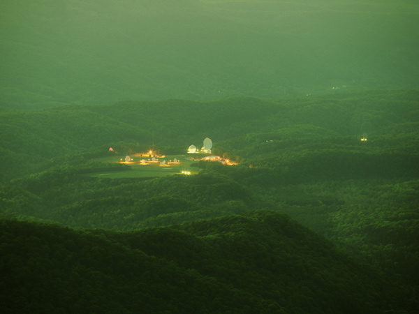 Trevor Paglen - They Watch the Moon - 2010