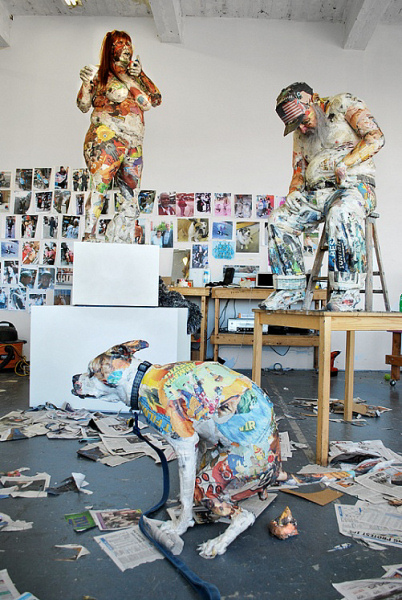 Will Kurtz - Studio View - 2011