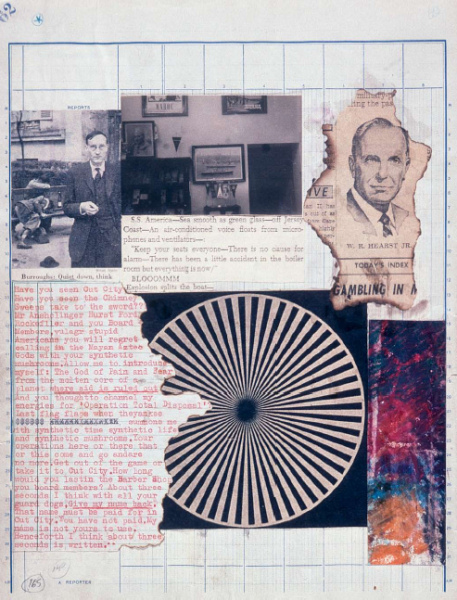 William S. Burroughs and Brion Gysin - The Third Mind - 1965