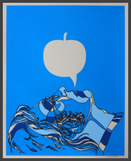 David Flores - Blue Apple