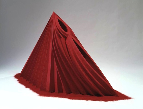 Anish Kapoor - Mother As A Mountain