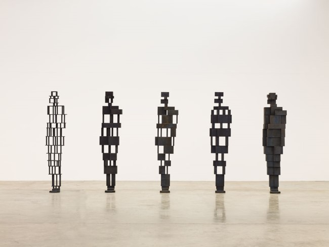 Antony Gormley - Sculpture (3)