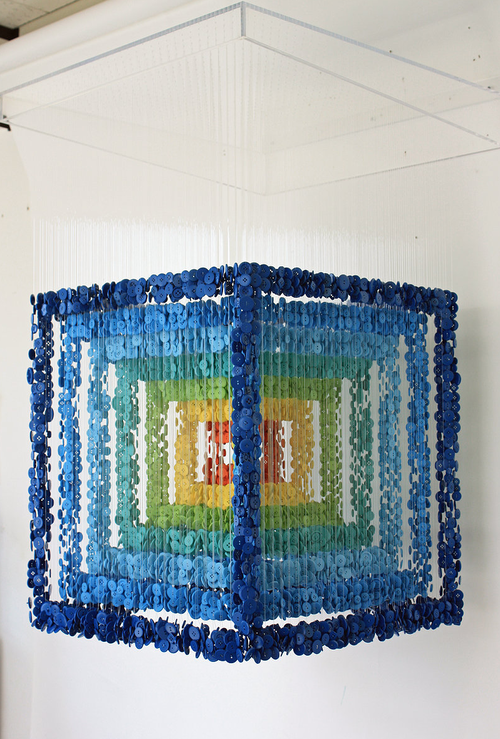 Augusto Esquivel - Sewing Buttons and Monofilament (2)