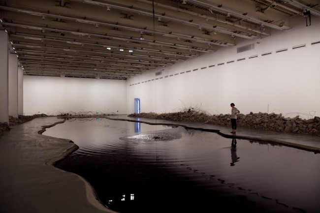 Cai Guo-Qiang - The Ninth Wave (3)