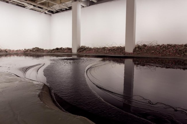 Cai Guo-Qiang - The Ninth Wave (4)