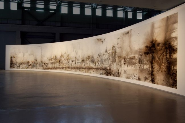 Cai Guo-Qiang - The Ninth Wave (7)
