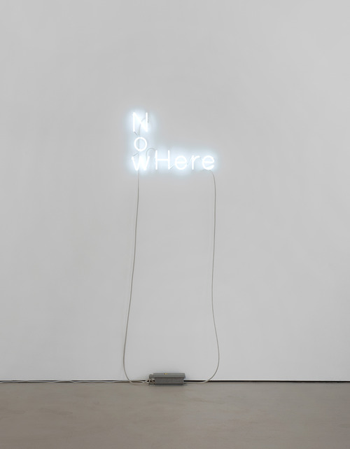 Cerith Wyn Evans - NowHere (NOWHERE)