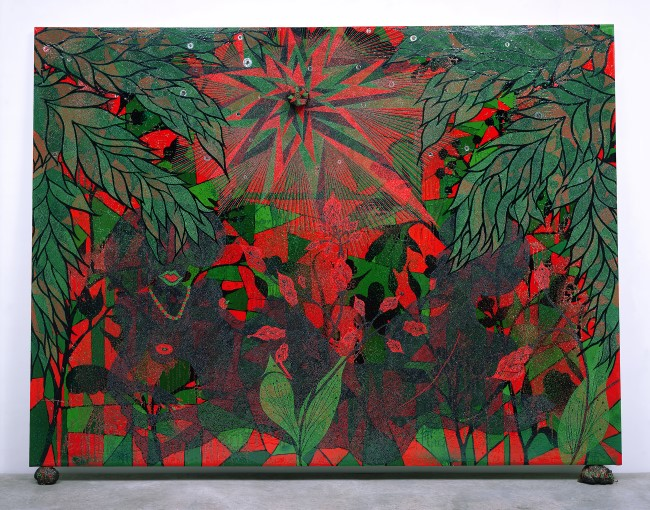 Chris Ofili - Night and Day