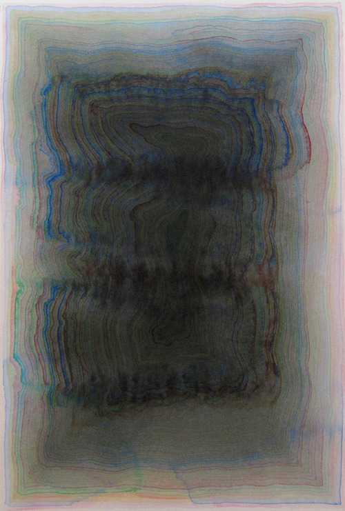 Christine Beau - Sedimentations