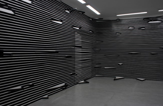Esther Stocker - Installation (2)