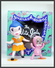 Gary Baseman - Wild Girls Set Beverly Regular Edition sm
