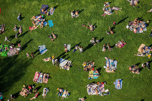 George Steinmetz - Summer Over the City (4)