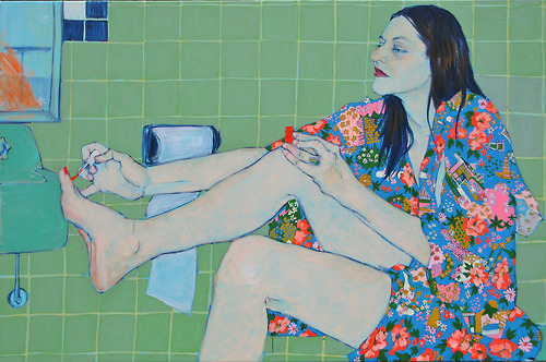 Hope Gangloff - Painting (1)