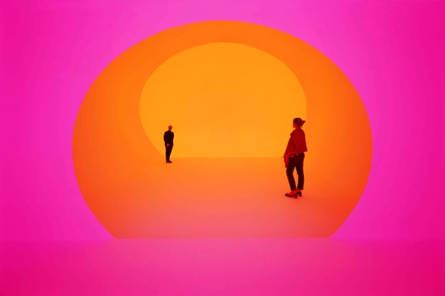 James Turrell - Installation (1)