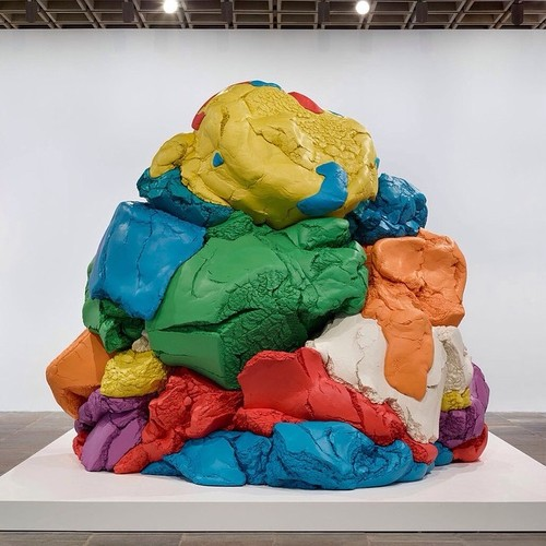 Jeff Koons - Play-Doh