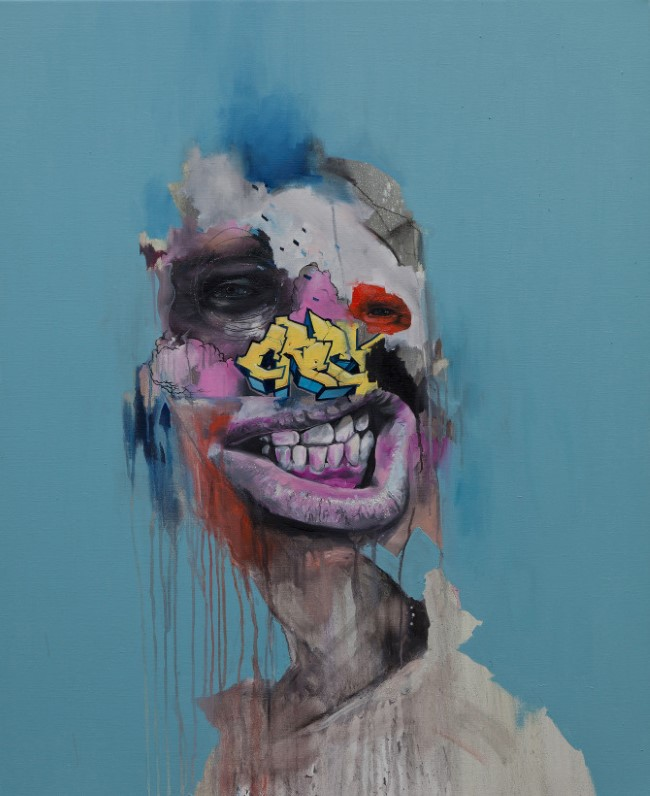 Joram Roukes - Oil Painting (3)