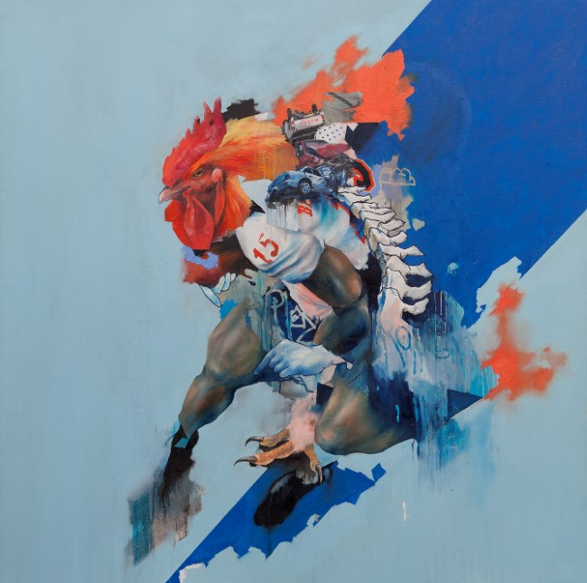 Joram Roukes - Oil Painting (5)