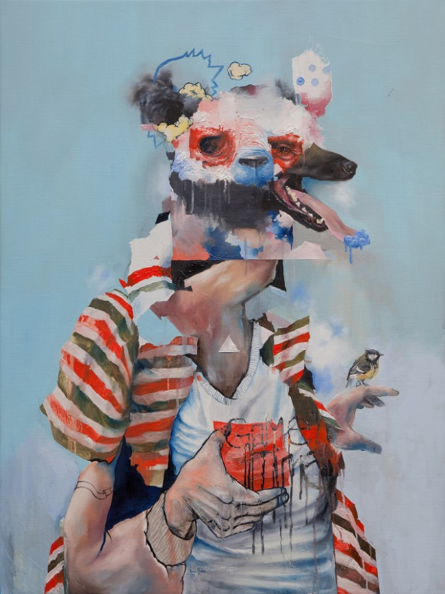 Joram Roukes - Oil Painting (6)