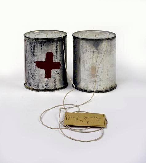 Joseph Beuys - Multiples from the Reinhard Schlegel Collection (4)