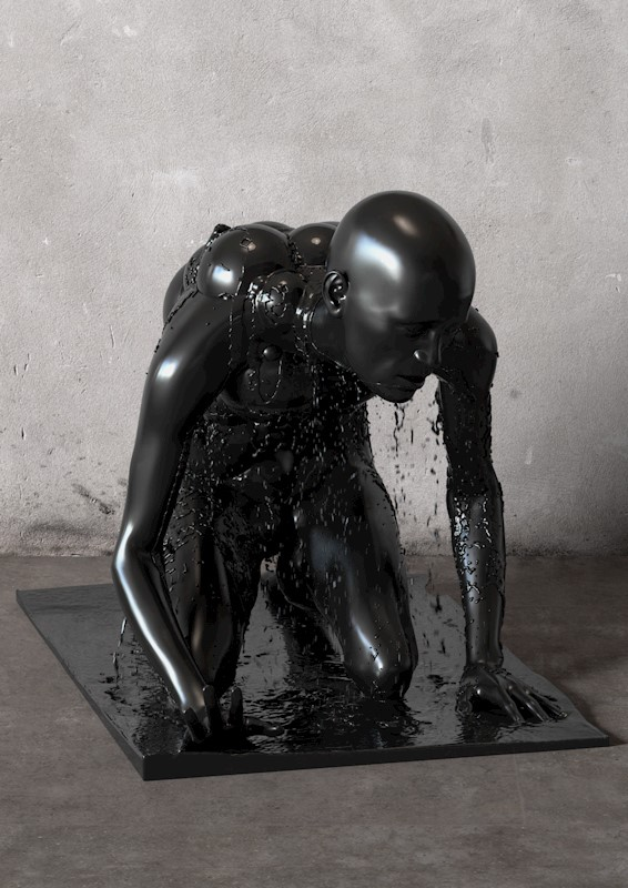 Kyuin Shim - Digital Sculptures (3)