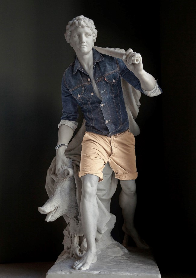 Léo Caillard - Hipsters in Stone (5)