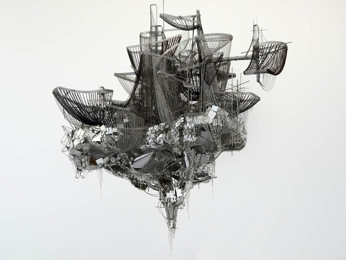 Lee Bul - Pure Invisible Sun (1)
