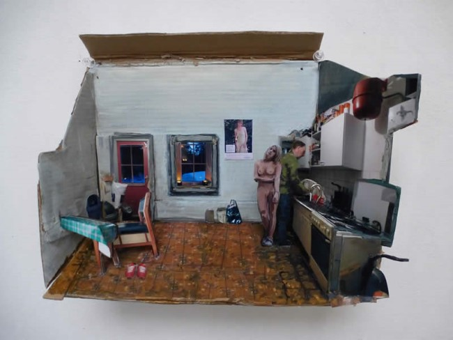 Marit Dik - 3D Collage (7)