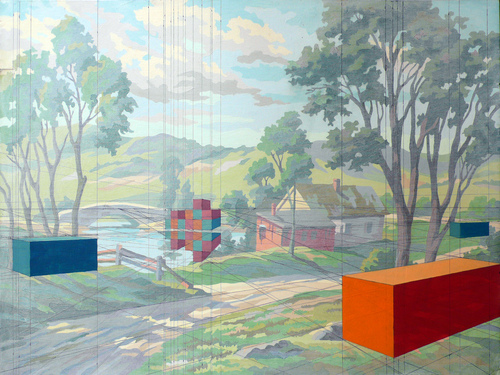 Mary Iverson - Painting (4)