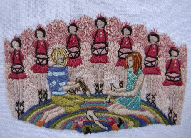 Michelle Kingdom - Embroidery (3)