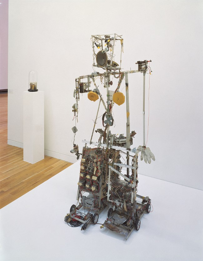 Nam June Paik - Becoming Robot (2)