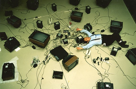 Nam June Paik - Becoming Robot (6)