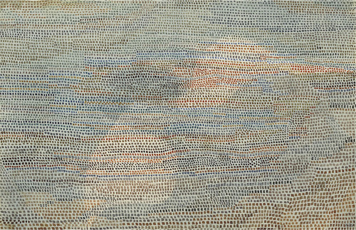 Paul Klee - Memory of a Bird (1932)