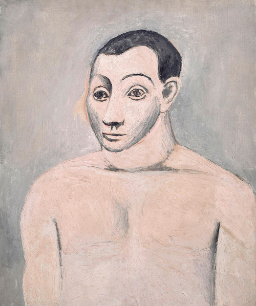 Picasso - Self Portraits in Chronological Order 1901-1972 (5)