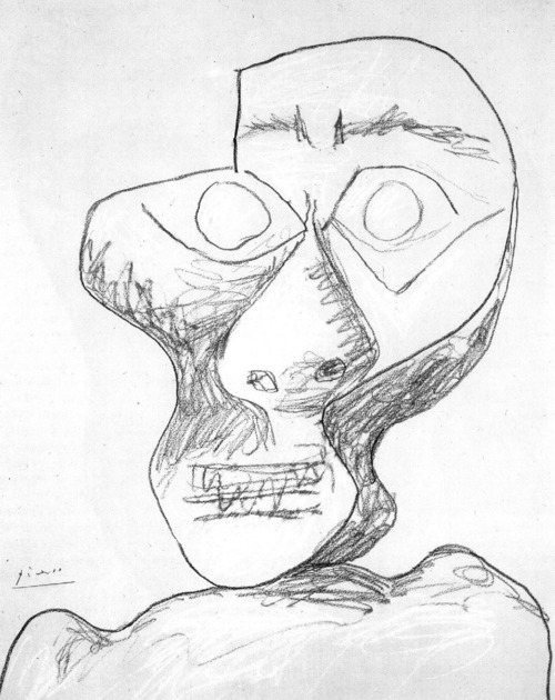 Picasso – Self Portraits in Chronological Order 1901-1972 ...
