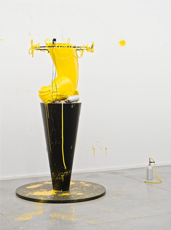 Richard Jackson - New Paintings (6)