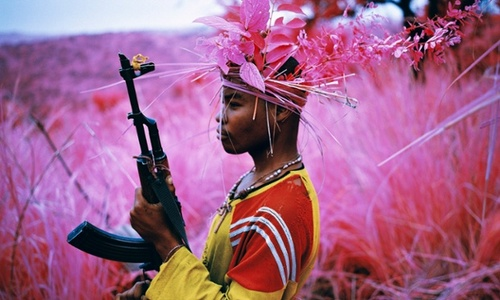 Richard Mosse - The Enclave (2)