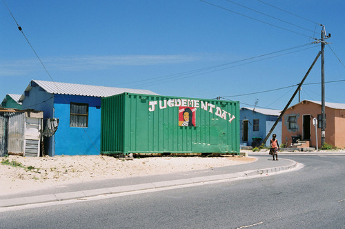 Simon Weller - South African Township Barbershops & Salons (10)