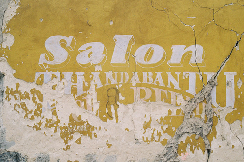 Simon Weller - South African Township Barbershops & Salons (2)