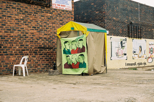 Simon Weller - South African Township Barbershops & Salons (5)