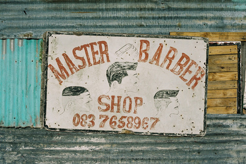 Simon Weller - South African Township Barbershops & Salons (8)