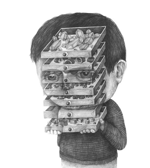 Stefan Zsaitsits - Graphite Drawing (4)