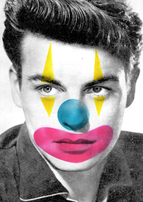 Steven Quinn - Clown Face (3)